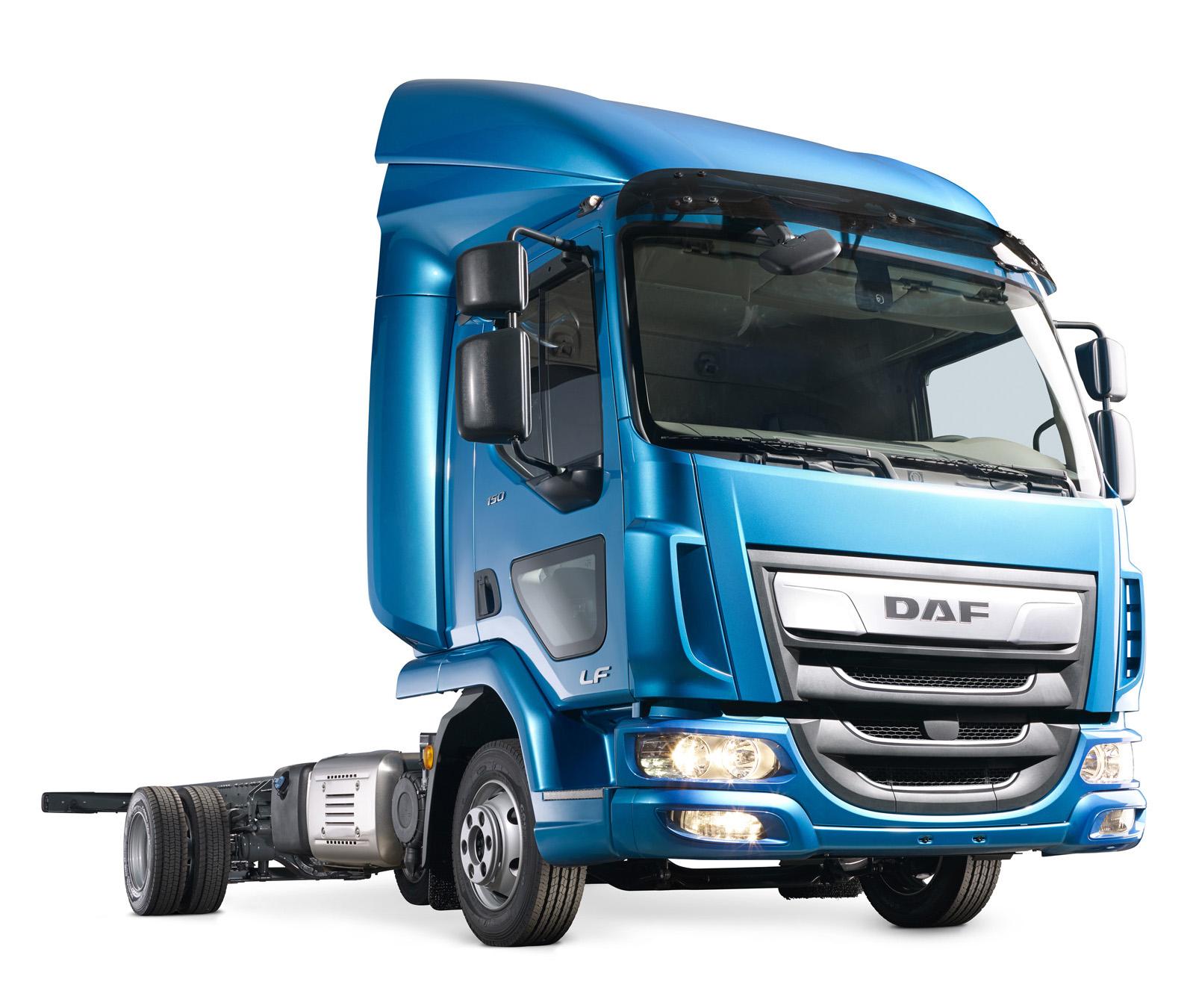 Außendesign DAF LF   DAF Austria GmbH
